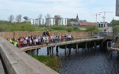 Fördjupad översiktsplan för staden Kristianstad 2009