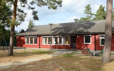 Villa förskola finns på Pallersområdet i Åhus.