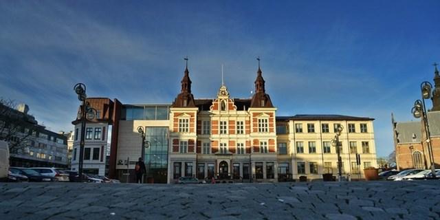 Rådhus Skåne från Stora torg