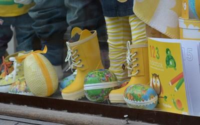 Snart dags att njuta av allt gult som påsken för med sig.