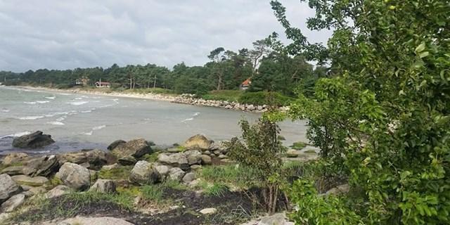 Smal strand