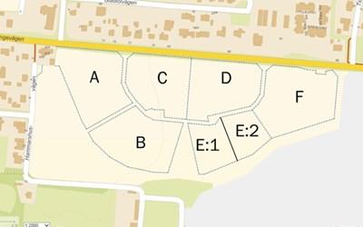 Bostadsområde Hammar