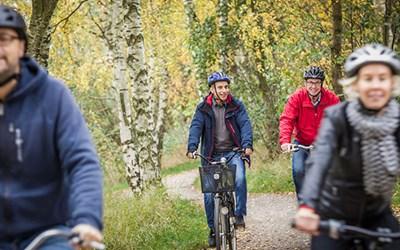 Att uppleva Kristianstad på cykelsadeln är fantastiskt!