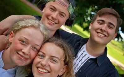 Kristianstads kommuns gymnasieskolor - En klass för sig!