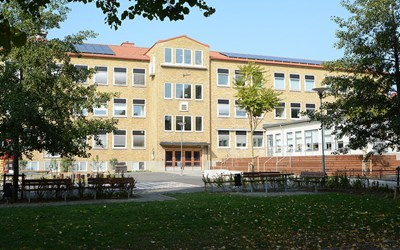 Parkskolan är en F-6 skola.