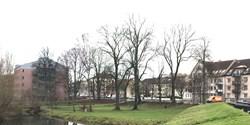 Bastionparken, Kristianstad