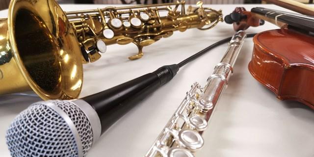 Snart öppnar Musikskolan sin kurskatalog inför hösten.