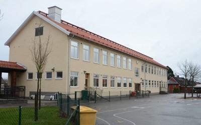 Linderöds skola har elever i årskurs F-3.