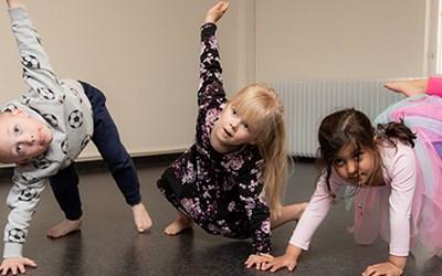 Alla barn i förskolan och grundskolan ska få tillgång till kultur.