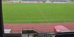 En öde idrottsplats
