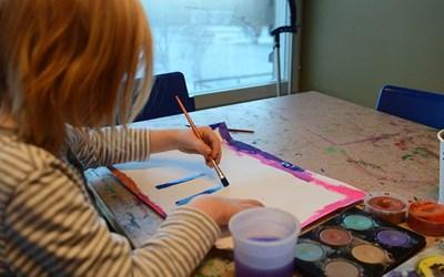 Det är dags att börja i förskoleklass det år barnet fyller sex år.