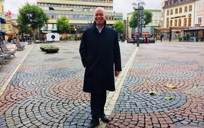 Fredrik Bergström är handelsexpert på konsultfirman WSP.
