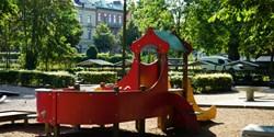 Lekplatseni Tivoliparken