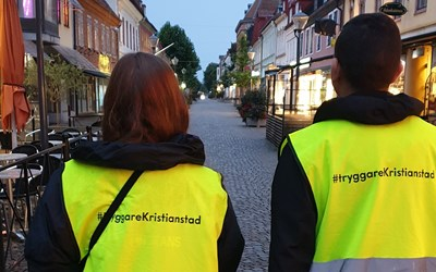 Du som medborgare är vår viktigaste samarbetspartner i arbetet för en ökad trygghet.