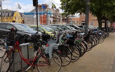 Parkering Stora torg, Åsa Hammarstedt