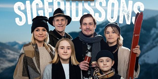Bild på Familjen Sigfridsson