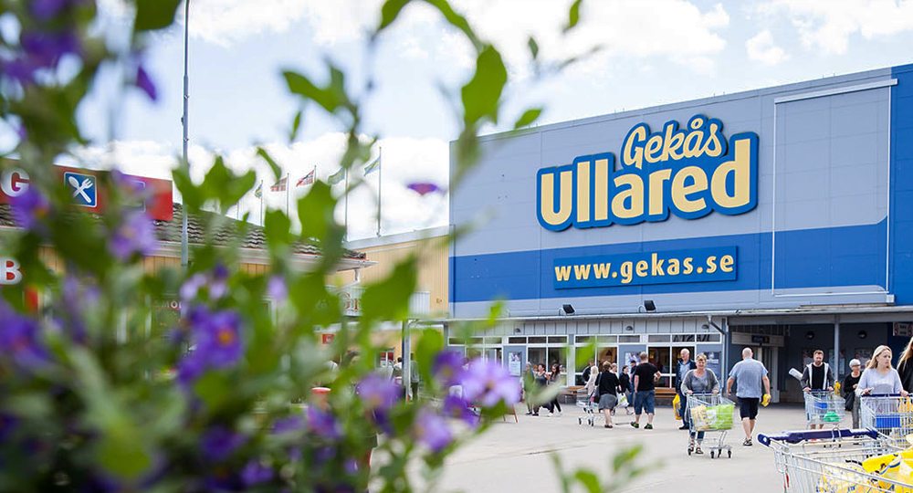 Resa till Ullared och Gekås Kristianstads kommun