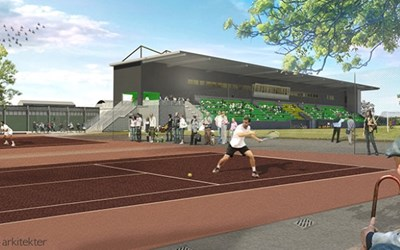 Illustration, Kristianstads arenaområde