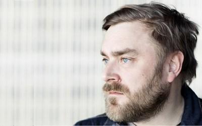 Kristianstads kommuns kulturpristagare 2019 dramatikern Lucas Svensson