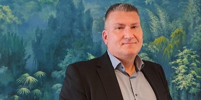 Bild på Peter Cavala som blir ny biträdande kommundirektör