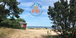 Stranden i Yngsjö