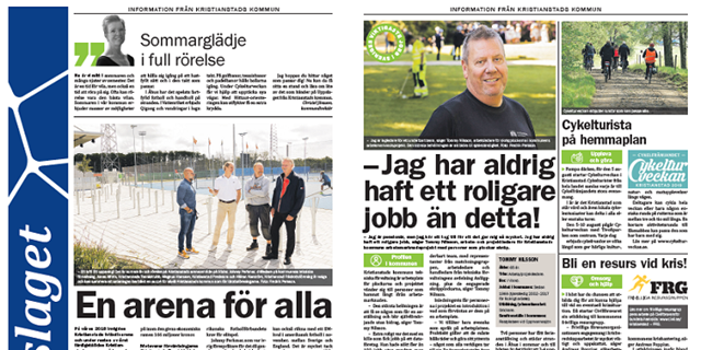 Uppslaget från Kristianstads kommun finns att läsa i pdf-format om du klickar på länken här på webbplatsen.