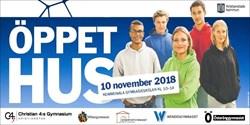 Skriv upp lördagen den 10 november i almanackan!