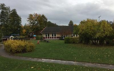 Arkelstorps förskola är en av kommunens nordligaste förskolor.