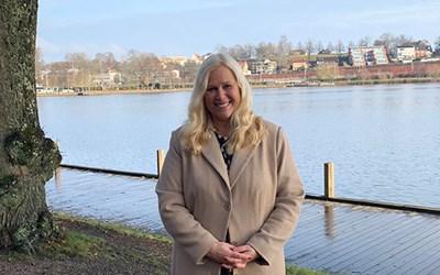 Pia Steinbach Mastenstrand blir ny kommunikationschef från den 1 februari 2020.