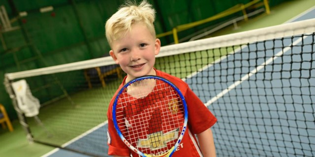 Ebbot Alvesson gillade att spela tennis