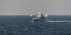 Visbykorvetterna kommer att öva tillsammans med finska ytstridsfartyg. Foto: Jimmie Adamsson/Försvarsmakten