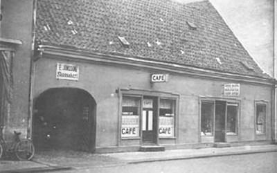 Östra Storgatan 34, Kristianstad, omkr. 1935