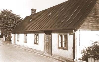 Sjögatan 25B, Åhus, 1972