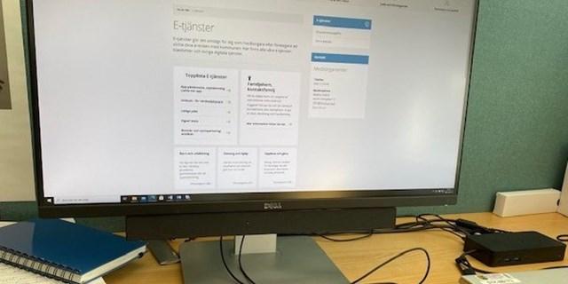 Kristianstads kommun har redan långt över 100 e-tjänster. De flesta av dem är dock riktade till privatpersoner. Nu gör kommunen en inventering av behoven hos företagen gällande digitala tjänster.