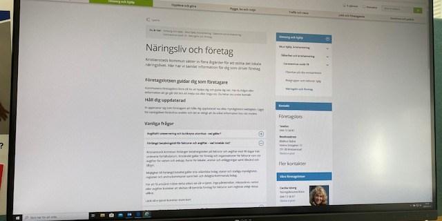 Är du företagare och undrar över någon av åtgärderna i stödpaketet som Kristianstads kommun presenterat? Nu finns de vanligaste frågeställningarnabesvarade på Kristianstad.se.