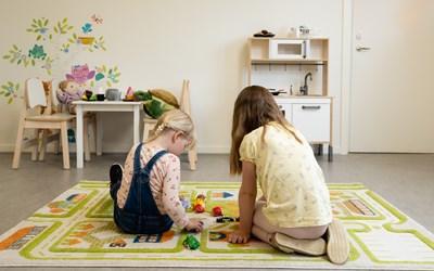 Vi arbetar med att hjälpa familjer att ta sig igenom svåra perioder.