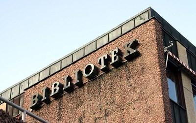 Stadsbiblioteket Kristianstad