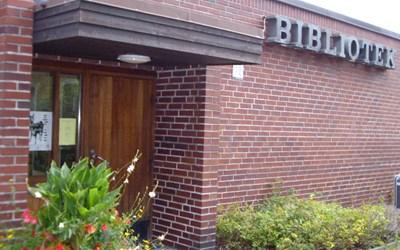 Tollarps bibliotek återinvigs efter en tids renovering.
