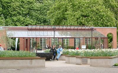 Hälsoträdgården