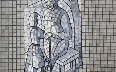 Mosaiker av Axel Olsson