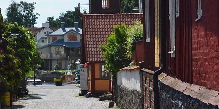 Åhus - a medieval town - Kristianstads kommun